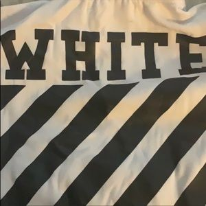 Official Off-White Hoodie new sealed in bag